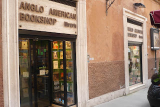 Anglo American Book Rome