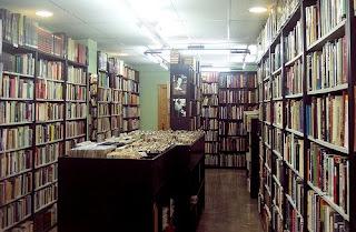 Libreria Praga Granada bookstore