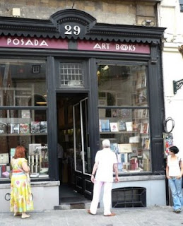 Posada Art Books Brussels