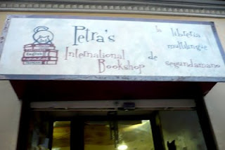 Petras International Bookshop Madrid