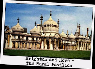 Brighton and Hove - The Royal Pavilion