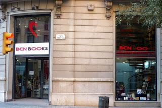 BCN Barcelona bookstore