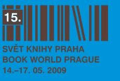 Prague Book Fair Logo Bookworld