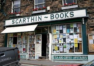 Scarthin Books bookshop