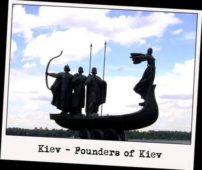 Founders of Kiev