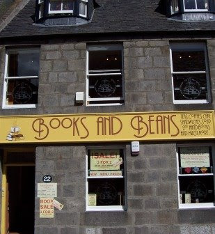 Books and Beans Aberdeen