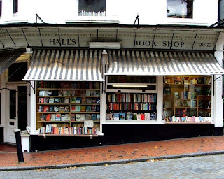 Hall's Bookshop