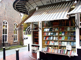 Hall's Bookshop Turnbridge Wells