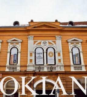 Libraria Okian Brasov