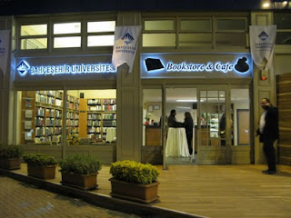 Bahcesehir University Bookstore Cafe