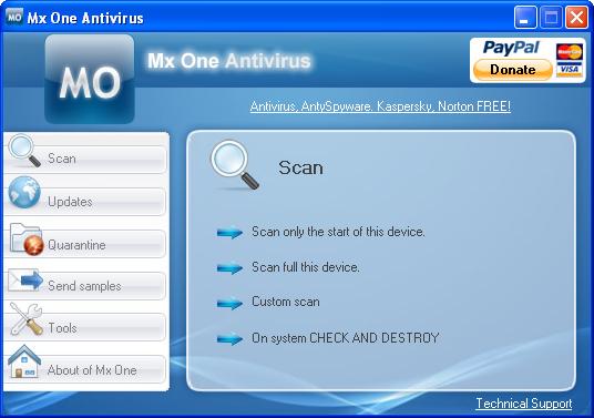 usb antivirus gratis