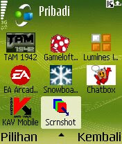 screenshot symbian