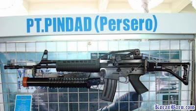 senjata baru buatan Indonesia ss-1 infoinfo unik