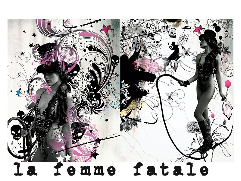 la femme fatale