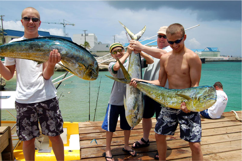 Tyler 39 s i search blog april 2010 for Deep sea fishing grand cayman