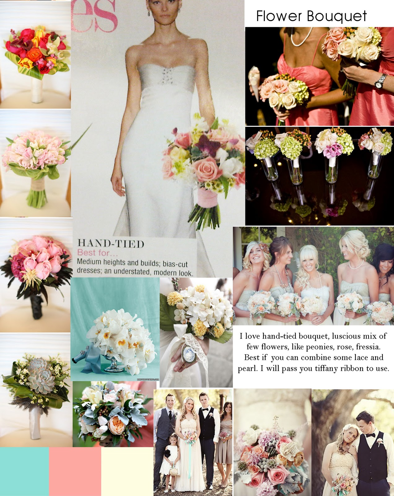 Flower Couture: Vintage Garden Wedding @ Fort Canning
