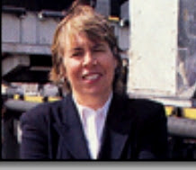 Adrienne E. Rosen, President of First International Courier Systems