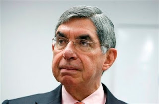 Costa Rican President Oscar Arias (AP Photo/FILE)