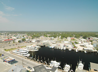 carolina beach boat basin