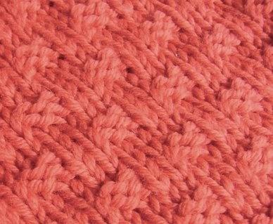 Knitting Pattern Abbreviations Rs : Louise Knits: Basket weave stitch