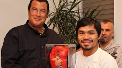 Pacquiao-Seagal