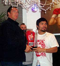 Manny Pacquiao vs Joshua Clottey