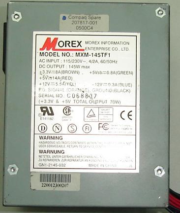 Sadiq\'s Blog: ATX Power Supply Repair And Troubleshooting Secrets ...