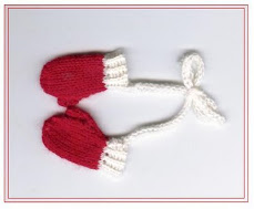 Tiny Mittens Ornament