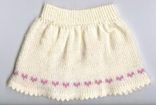 "18"" doll skirt"