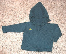 Teriffic Toddler Hoodie Pullover Midgauge
