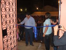 Inauguração do Cras (Esmerino Gomes)