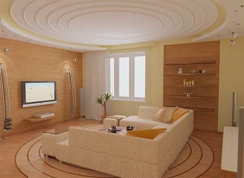 Interior Design Looks Simple But Luxuriou