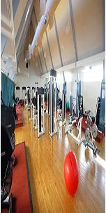 Coral Leisure Centre Gym Arklow