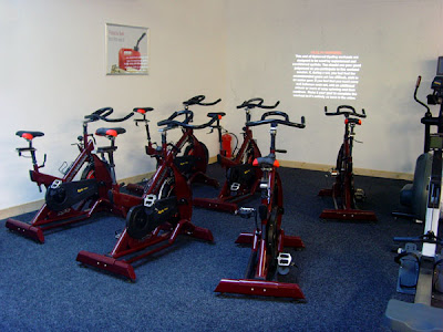 Gyms with Spin Area   in Dublin