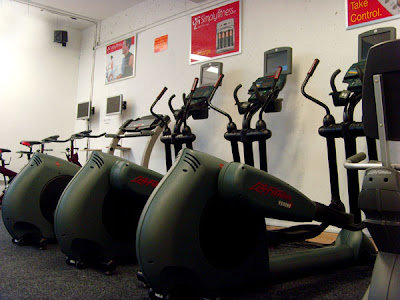 Gyms with Crosstrainers in Dublin
