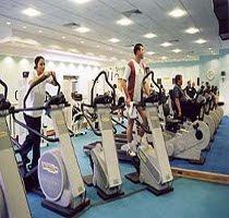 Westport Leisure Park Gym