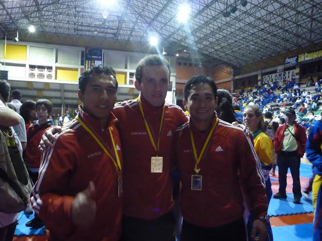 Equipo Peruano de Kata