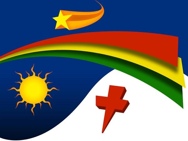 Wallpaper Decor Recife : Design bandeira de pernambuco