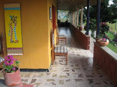 Ecohotel alto Cauca