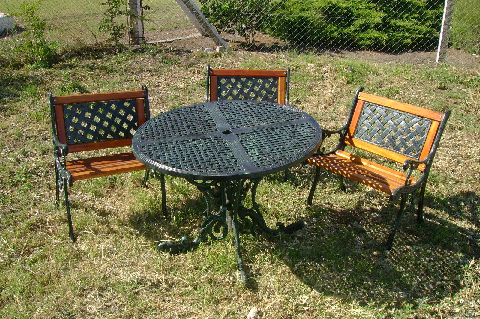 Todo jardin y casa muebles de jardin for Casa muebles de jardin