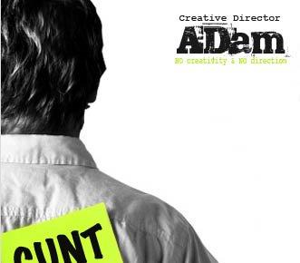 ADam - Creative Director