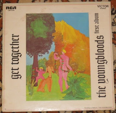 The Fan Vinyl The Youngbloods Quot Get Together Quot 1969 Flac
