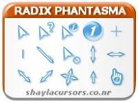 radix phantasma by shaylacursors Koleksi cursor cantik