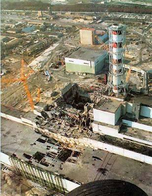 chernobyl zona de afastamento