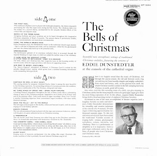 Eddie Dunstedter The Bells Of Christmas Vol 2 The Bells Of Christmas Chime Again