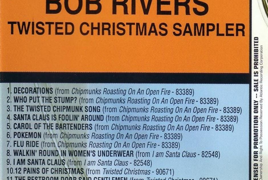 A Christmas Yuleblog: Bob Rivers - Twisted Christmas Sampler