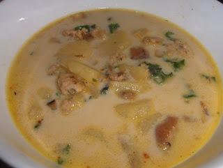 Taming Of The Celiac Sprue Olive Garden 39 S Zuppa Toscana Soup