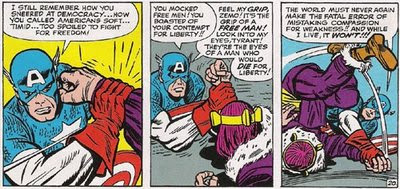 Cap vs. Zemo