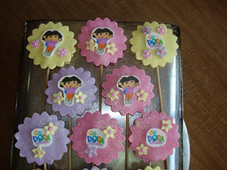 GALLETAS DECORADAS   PONQUESITOS DECORADOS