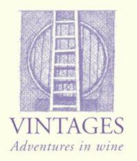 VINTAGES Adventures in wine Logo